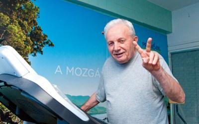 2018. Felállni a stroke után – A budapesti Szent Margit Kórház mozgásszervi-rehabilitációs osztályán jártunk
