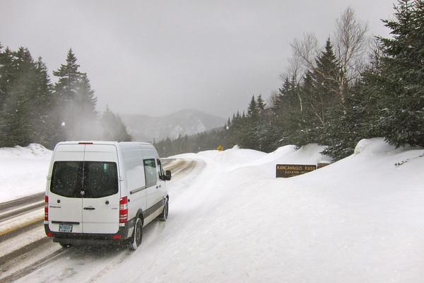 Kancamagus Pass