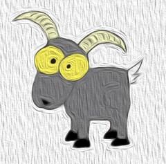 Gray-Goat
