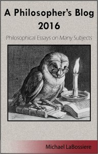 A Philosopher's Blog 2014 Cover