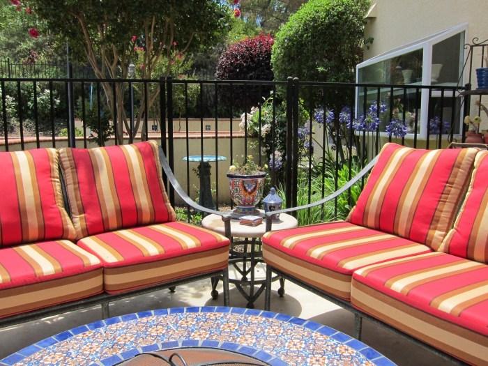 Thousand Oaks backyard