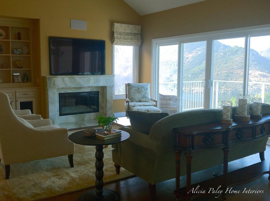 Lake Sherwood House  Alicia Paley Home Interiors