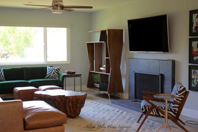 Thousand Oaks Living Room - Bookcase