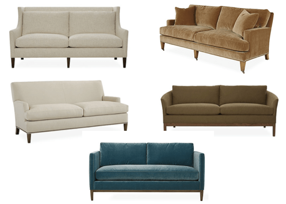 Sofa - Thousand Oaks Interior Design