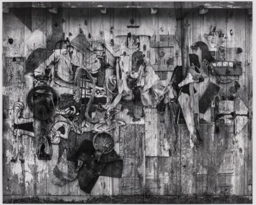 Jay Dusard American, born 1937 Wall, 1972 Gelatin silver print Museum purchase through the National Endowment for the Arts Matching Grant, 81.22