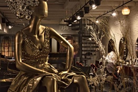 3.Golden Goddess