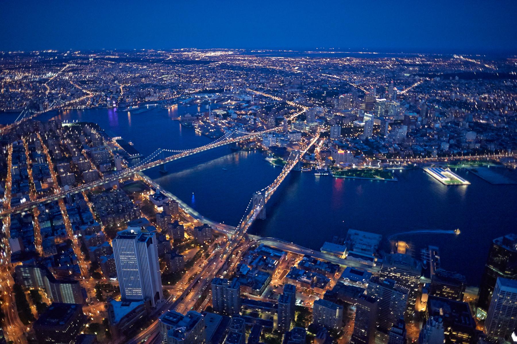 The Daily Edit  Cameron Davidson  New York City Aerials  A Photo Editor
