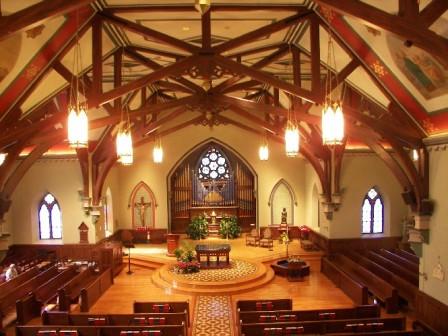 St. Mary'sSanctuary