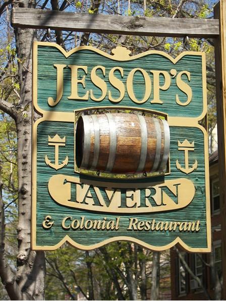 Jessop\'s Sign