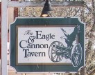 The Eagle and Cannon Sign