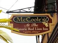 McCoole's Red Lion - Quakertown, PA