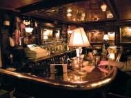 The Swan Bar in Lambertville, NJ