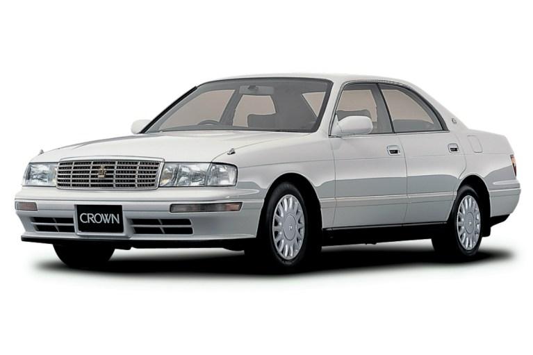 Toyota Crown 9