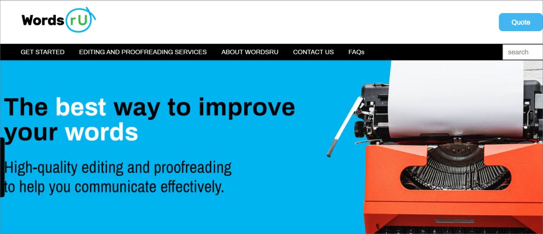Online Proofreading Jobs and proofreading and editing services Words RU