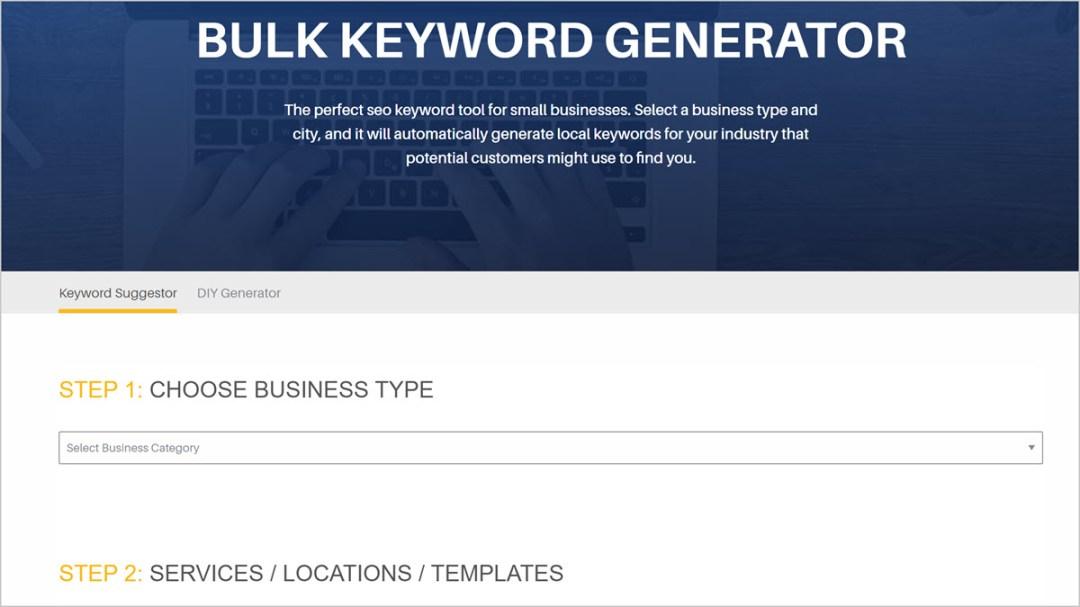 Bulk keyword research tools for seo blog posts