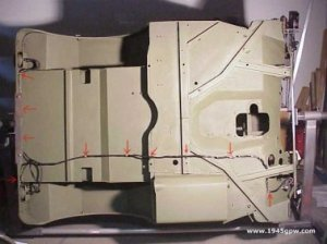 Wiring Clips Schematic  G503 Military Vehicle Message Forums