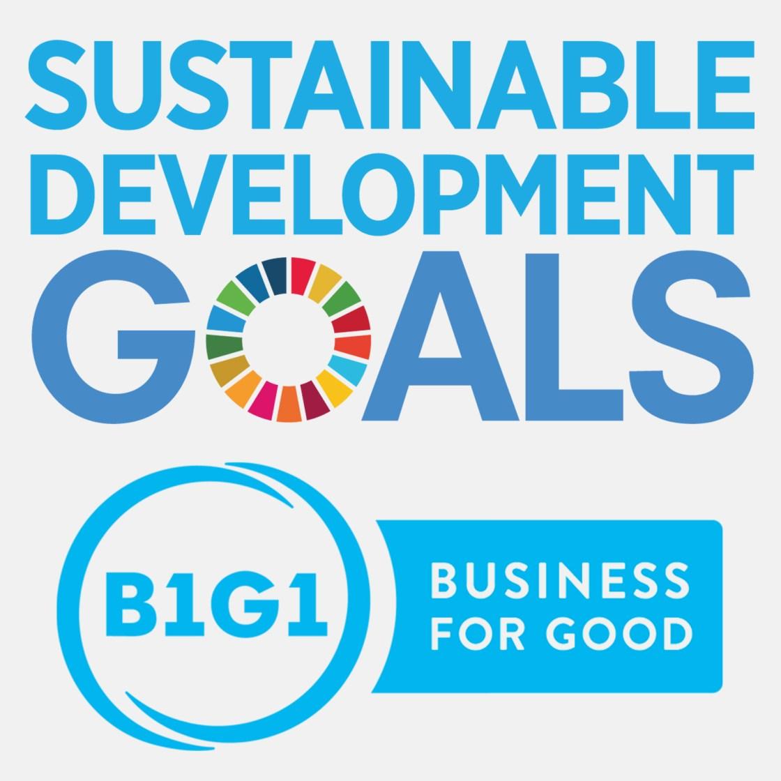 B1G1 SDG Sustainable