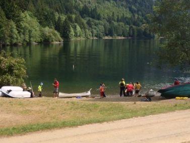 Image result for pictures of horne lake provincial park