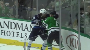 Connor Carrick vs. Brendan Lemieux