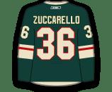 Mats Zuccarello's Jersey
