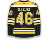 David Krejci's Jersey