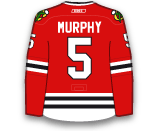 Connor Murphy's Jersey