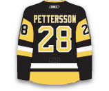Marcus Pettersson's Jersey