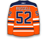 Patrick Russell's Jersey