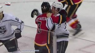 Oscar Fantenberg vs. Tyler Toffoli