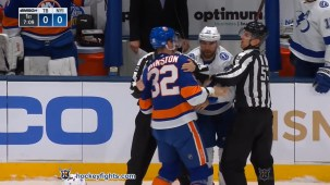 Ross Johnston vs. Luke Witkowski