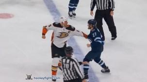 Nikolaj Ehlers vs. Ryan Getzlaf