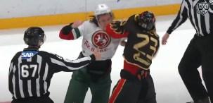 Andrei Stas vs. Dmitri Voronkov
