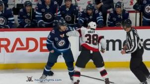 Nathan Beaulieu vs. Micheal Haley