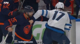 Darnell Nurse vs. Adam Lowry