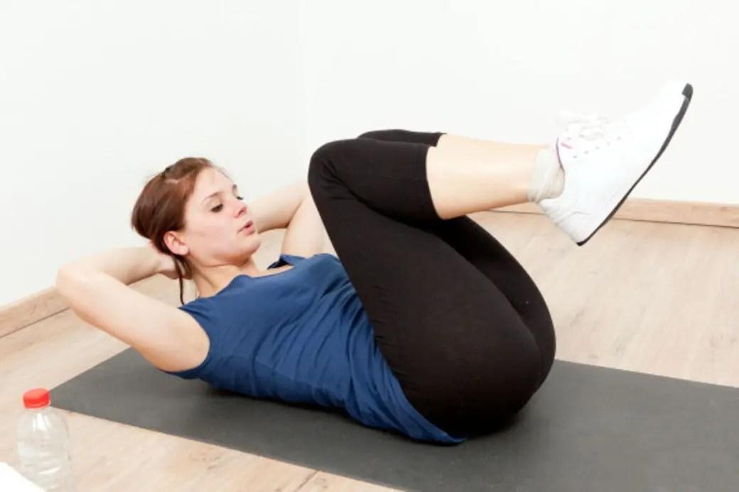 瘦腰減大肚腩要跑步做運動做gym? 先了解肚腩成因類型輕鬆減肚腩 | ELLE HK