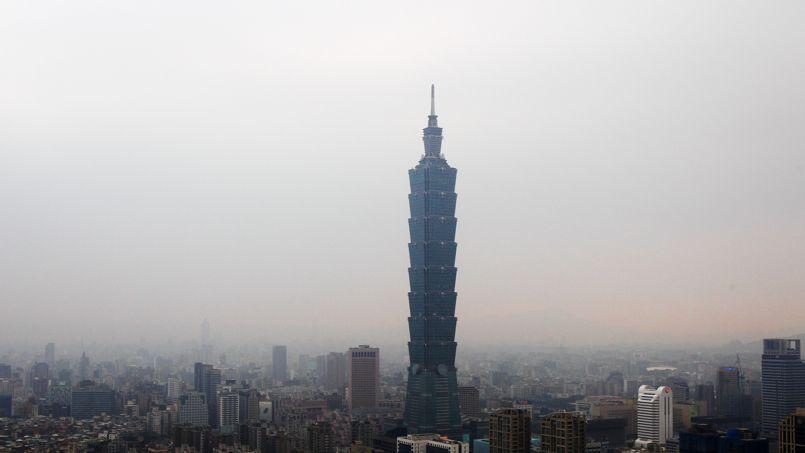 La tour Taipei 101 et ses 101 étages.