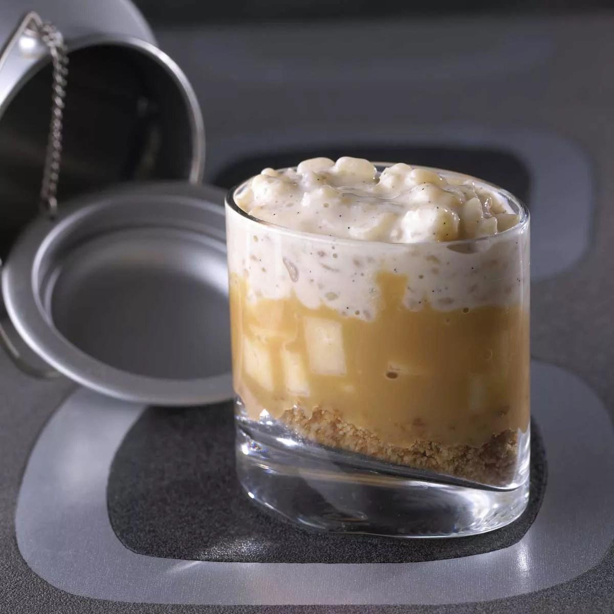 Riz au lait spculoos et confiture de lait  une recette Dessert  Cuisine  Le Figaro Madame