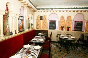 Le Figaro  Zerda Caf  Paris 75010  Cuisine Nord Africaine