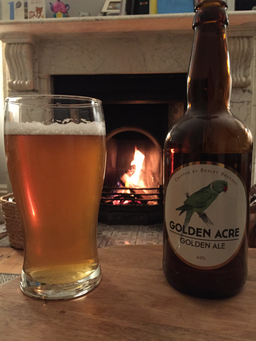 Bexley Brewery – Golden Acre 4% image