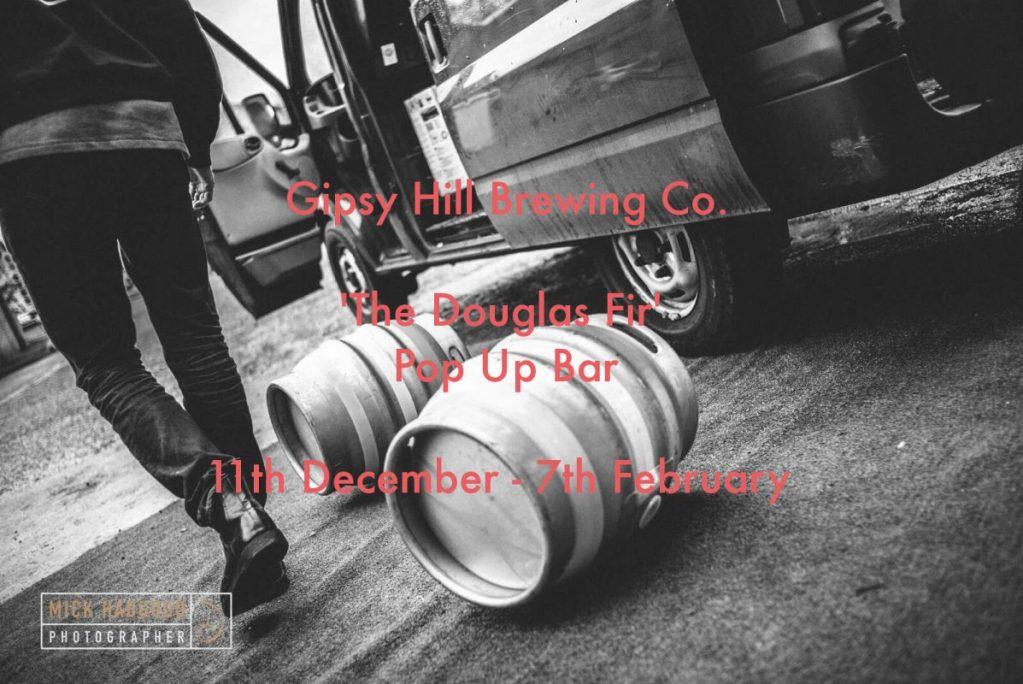 'The Douglas Fir' – Pop Up Bar image