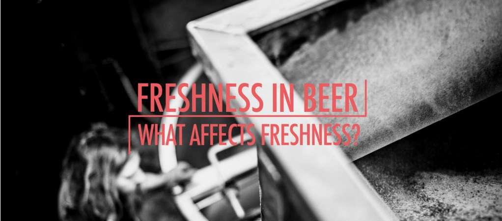 Freshness in beer image