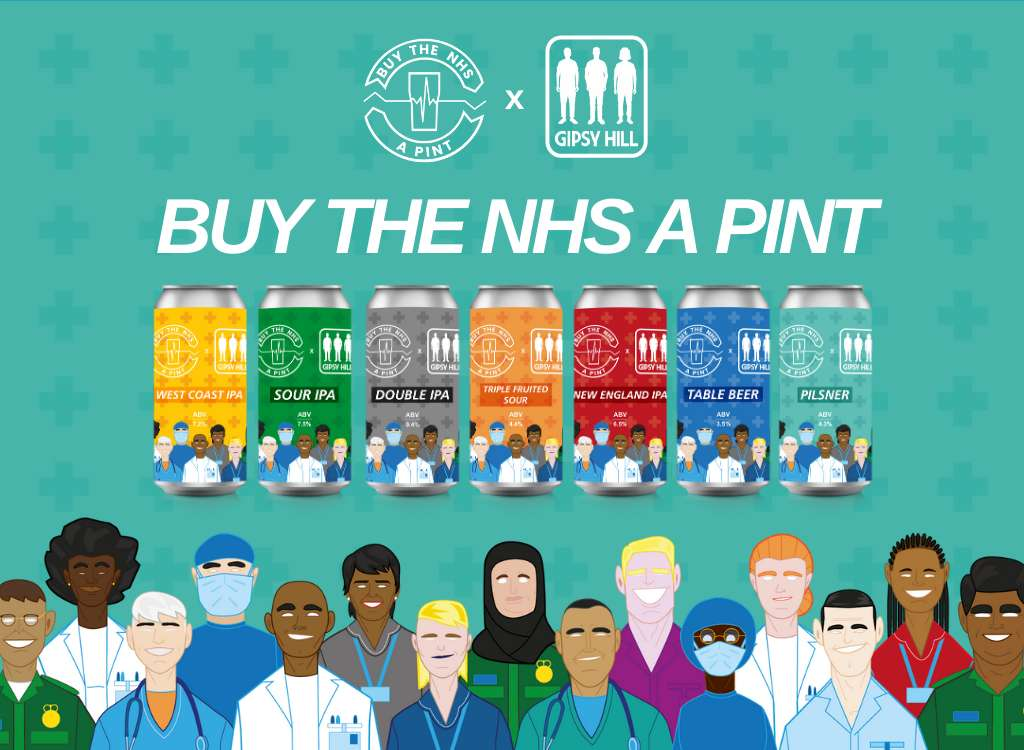 Buy the NHS a Pint specials image