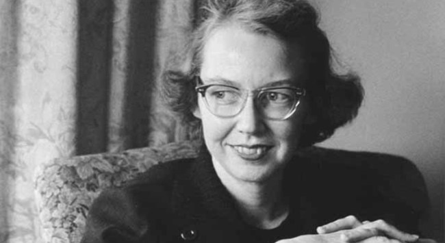 8 Writing Tips from Flannery O'Connor.