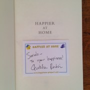 Want a Personalized, Signed Bookplate for a Holiday Gift? Request Soon.