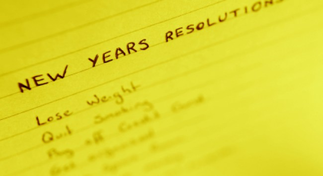 Tips, Tips, and More Tips about Keeping Your New Year's Resolutions.