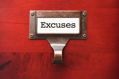 Are You Good at Making Excuses?