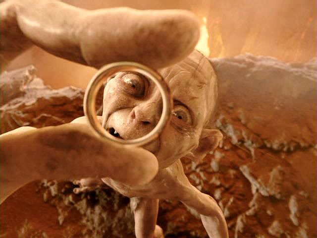 Like Gollum, Do You Have Something Precious–That Isn't Good for You?