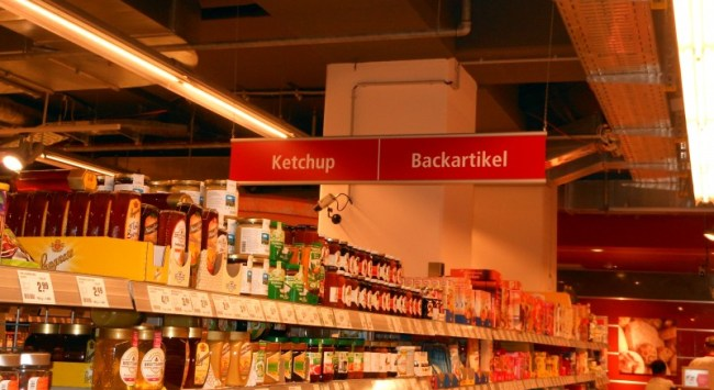In a Foreign Country, Do You Enjoy Visiting a Grocery Store?