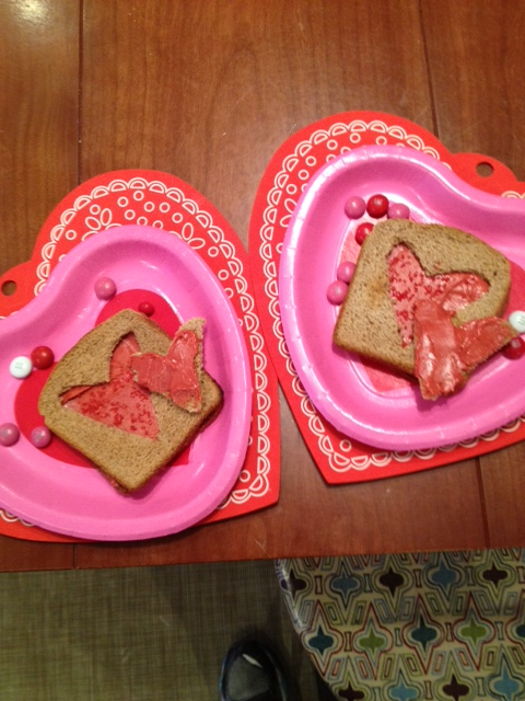 A Favorite Valentine's Day Tradition that I Can't Observe This Year.