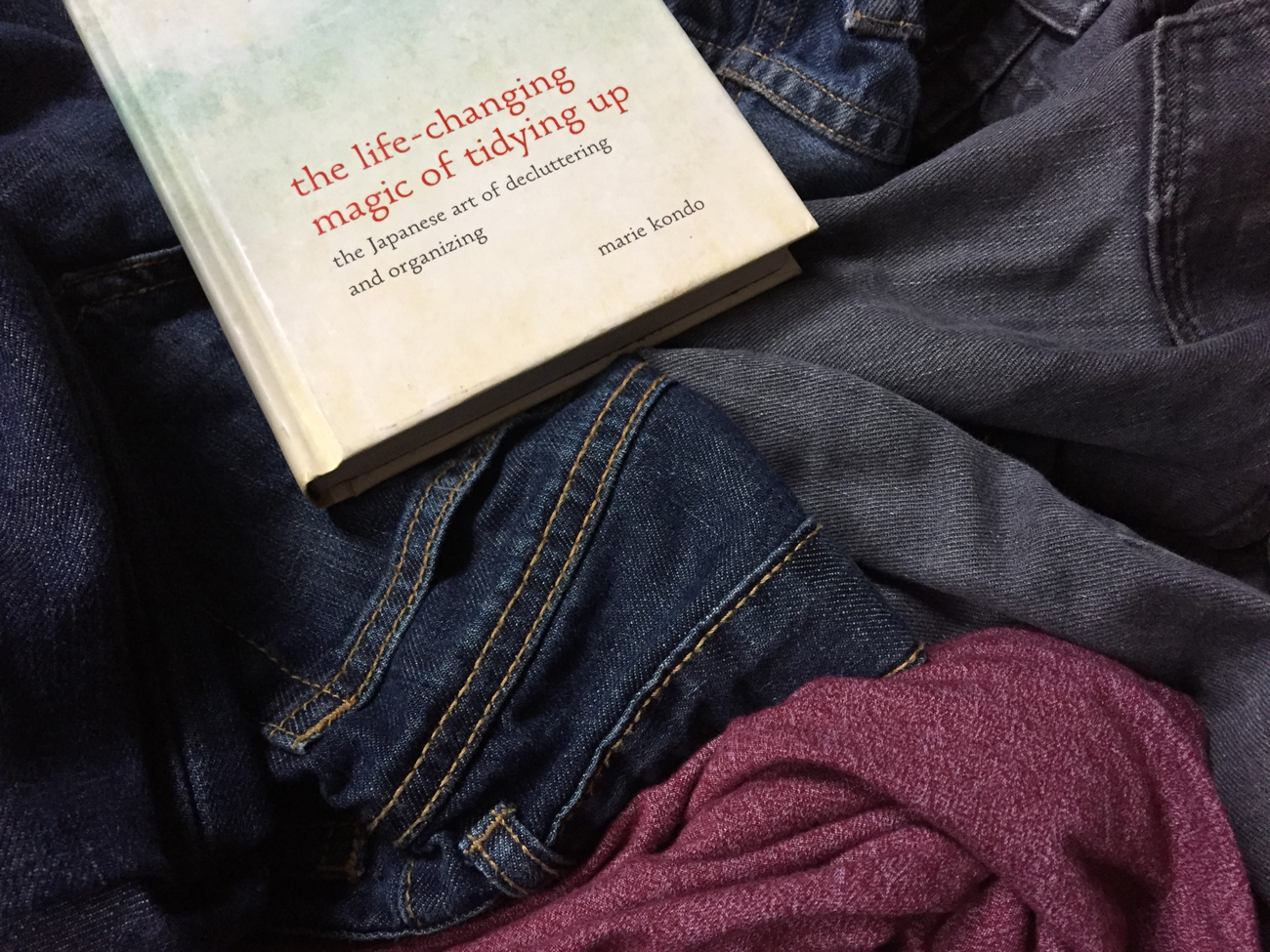 """7 Reasons I Disagree with Marie Kondo's """"The Life-Changing Magic of Tidying Up."""""""